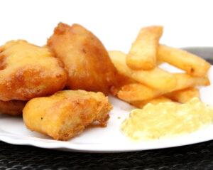 Fish-Met & Chips